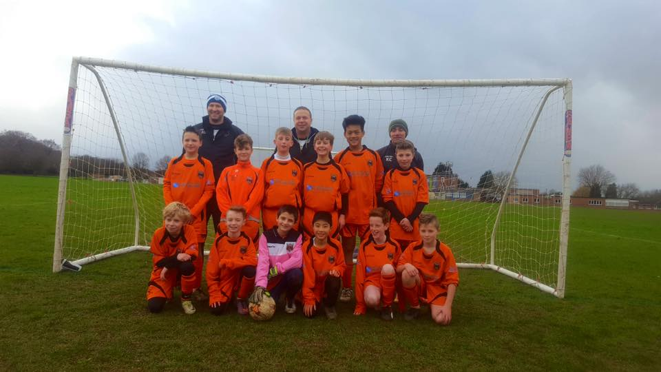 Sponsorship for Churchdown Panthers Albion Under 12's